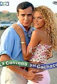 La costeña y el Cachaco Poster