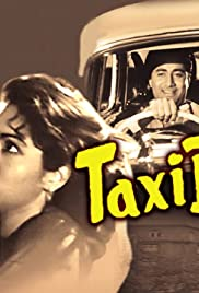Taxi Driver (1954) Poster - Movie Forum, Cast, Reviews