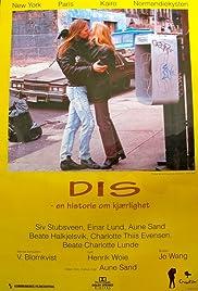 Dis - en historie om kjærlighet Poster