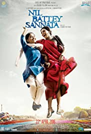 Nil Battey Sannata(2015) Poster - Movie Forum, Cast, Reviews