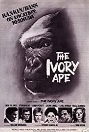 The Ivory Ape Poster