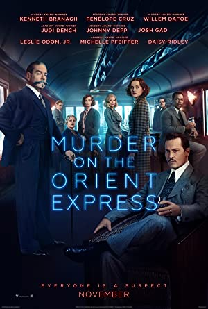 Bild von Murder on the Orient Express