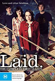 Laid Poster