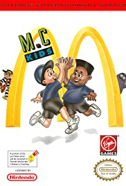 M.C. Kids Poster