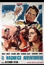 Il magnifico avventuriero Poster