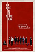Primary image for I'd Like to Be Alone Now