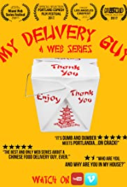 My Delivery Guy Poster