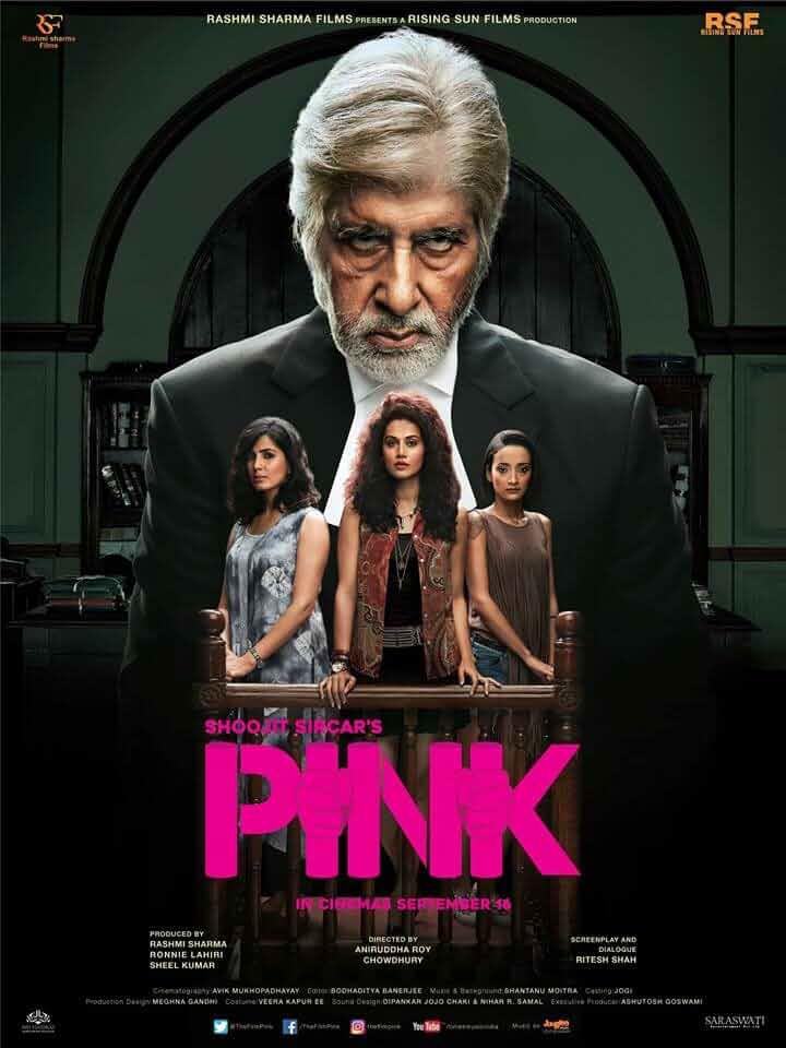 Pink 2016 720p BRRip Watch Online Free Download