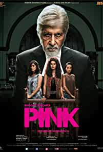Amitabh Bachchan and Tapsee Pannu in Pink (2016)