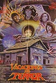 Vacaciones de terror Poster