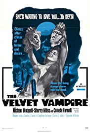 The Velvet Vampire (1971) Poster - Movie Forum, Cast, Reviews