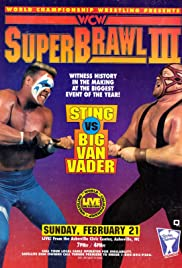 WCW SuperBrawl III Poster