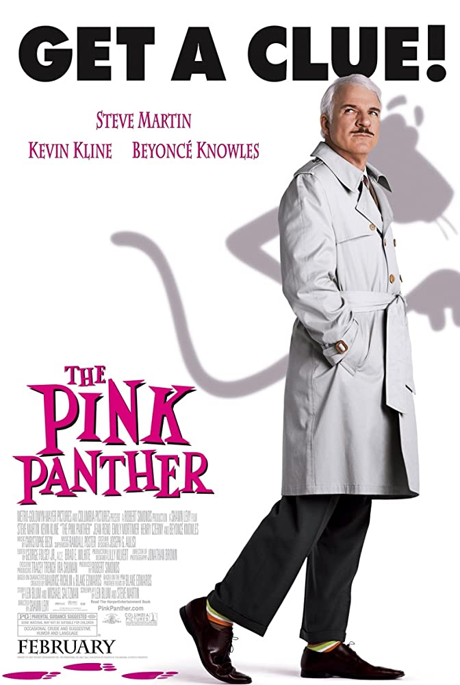 The Pink Panther (2006) Tagalog Dubbed