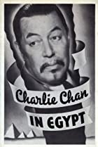 Image of Charlie Chan in Egypt