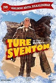 Ett fall för Ture Sventon Poster
