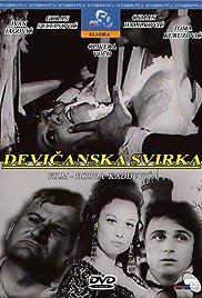 Devicanska svirka Poster