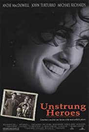 Unstrung Heroes (1995) Poster - Movie Forum, Cast, Reviews