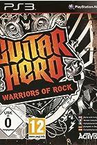Image of Guitar Hero: Warriors of Rock