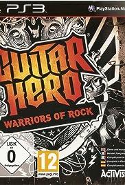 Guitar Hero: Warriors of Rock Poster