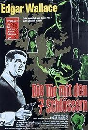 Die Tür mit den 7 Schlössern Poster