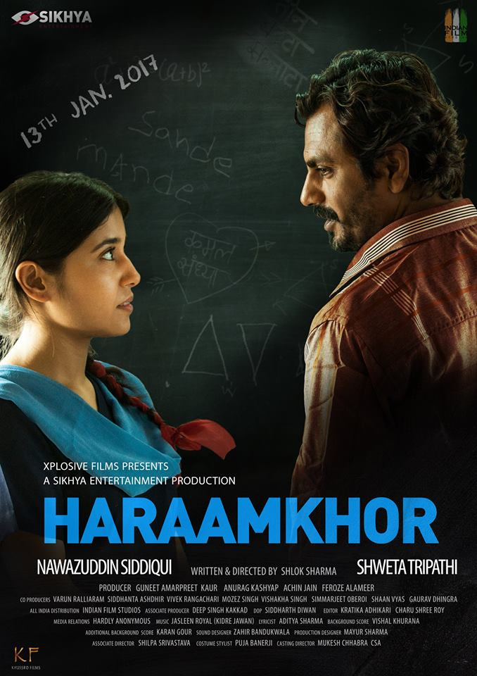 Haraamkhor 2017 Hindi Dasi PreDVDRip 1GB