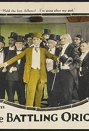 Battling Orioles Poster