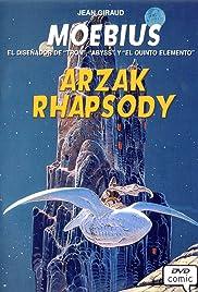 Arzak Rhapsody Poster