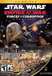 Star Wars Empire at War: Forces of Corruption Poster