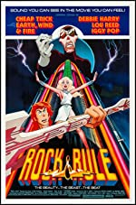 Rock And Rule(1986)