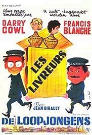 Les livreurs Poster