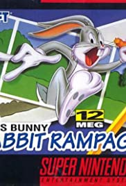 Bugs Bunny: Rabbit Rampage Poster