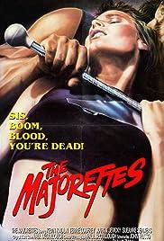 The Majorettes(1987) Poster - Movie Forum, Cast, Reviews
