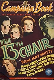 The Thirteenth Chair (1937) Poster - Movie Forum, Cast, Reviews