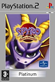 Spyro: Enter the Dragonfly Poster