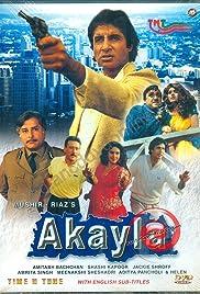 Akayla(1991) Poster - Movie Forum, Cast, Reviews