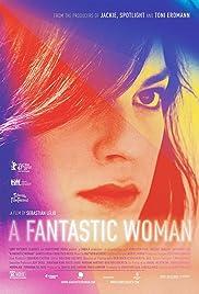 A Fantastic Woman Poster