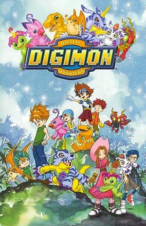 Digimon: Digital Monsters Poster