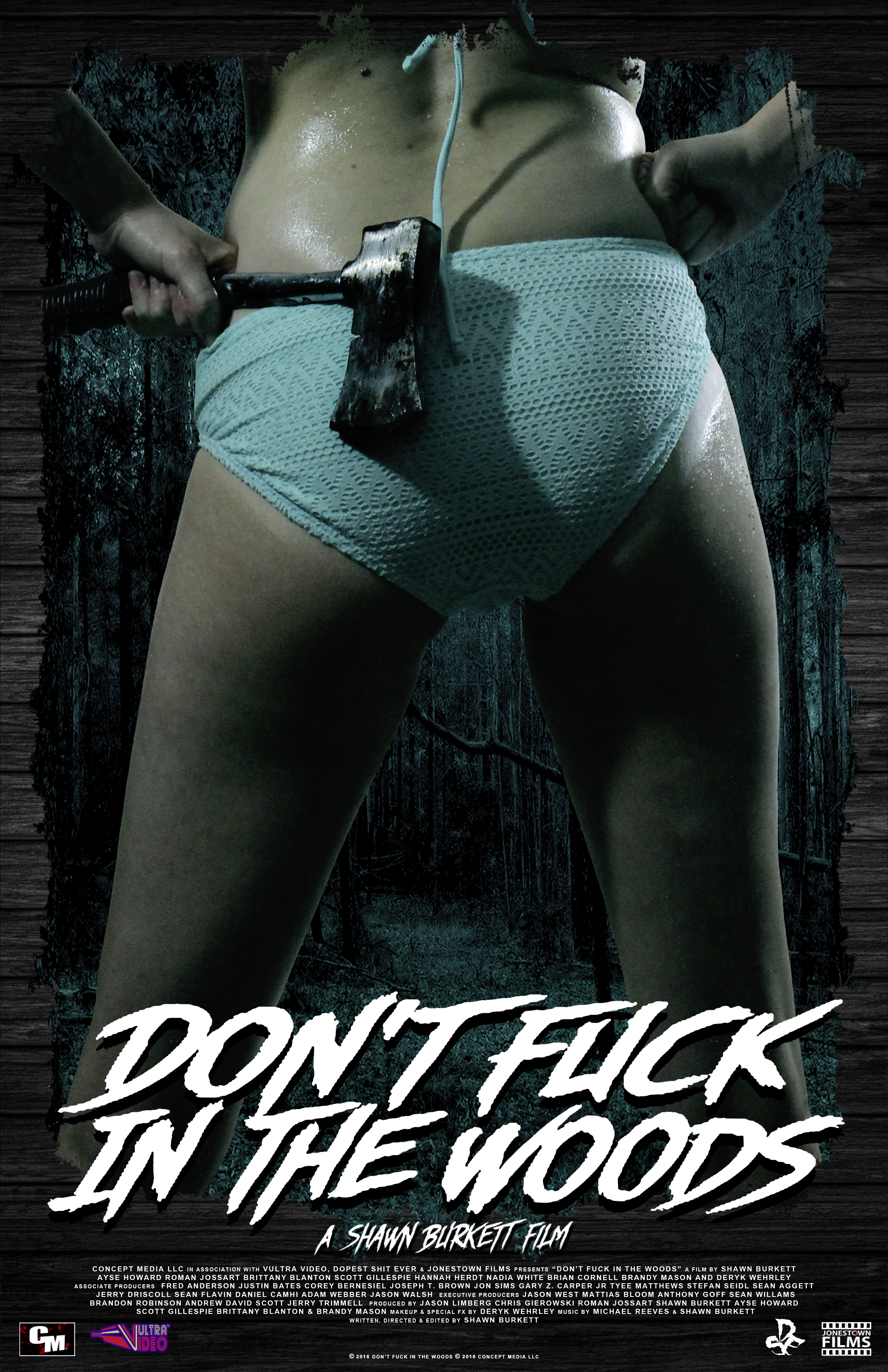 image Don't Fuck in the Woods Watch Full Movie Free Online