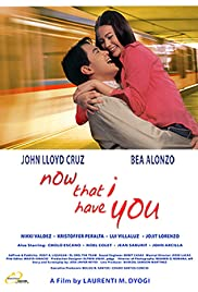 Now That I Have You Poster