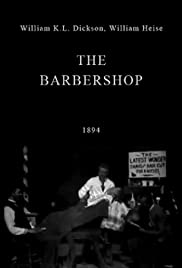 The Barbershop Poster