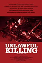 Image of Unlawful Killing
