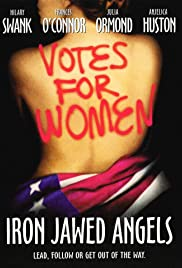 Iron Jawed Angels (2004) Poster - Movie Forum, Cast, Reviews