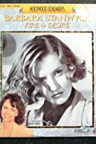 Image of Barbara Stanwyck: Fire and Desire