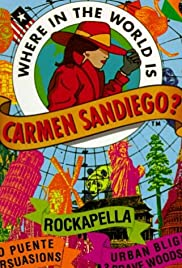 Where in the World Is Carmen Sandiego? Poster - TV Show Forum, Cast, Reviews