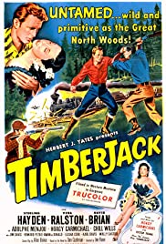 Timberjack (1955) Poster - Movie Forum, Cast, Reviews