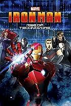 Image of Iron Man: Rise of Technovore