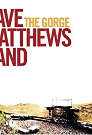 Dave Matthews Band: The Gorge Poster