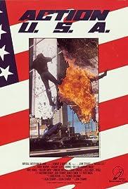 Action U.S.A.(1989) Poster - Movie Forum, Cast, Reviews