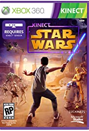 Kinect Star Wars Poster