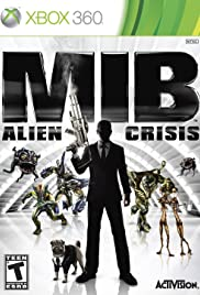 Men in Black: Alien Crisis Poster